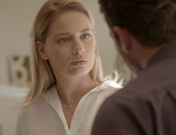 Ήλιος (15-19/2): Ο Μάνος παγιδεύει με ψέματα τη Νέλλη και την φέρνει στο δωμάτιο του ξενοδοχείου του