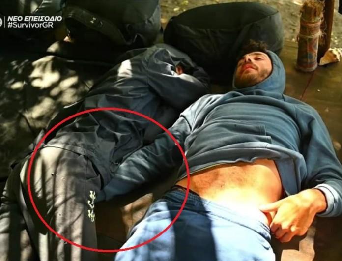 Survivor 4: Ιδού ποια κοιμόταν δίπλα στον Νίκο Μπάρτζη