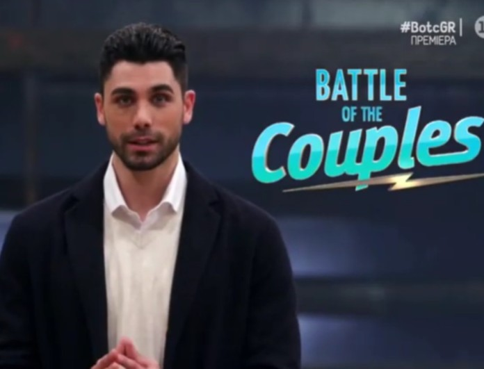 Battle of the couples: Η εντυπωσιακή πρεμιέρα με τον Παναγιώτη Βασιλάκο