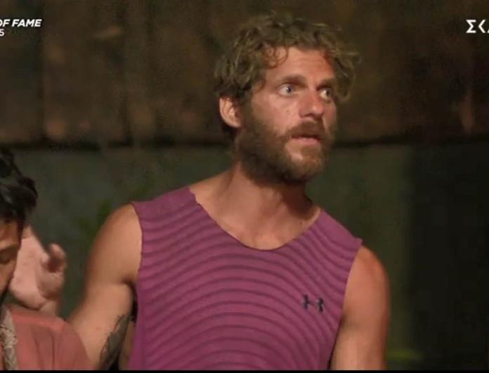 Survivor 4: Έξαλλος ο Κρις με την ομάδα του - «Δεν έκανα κάτι ανήθικο»
