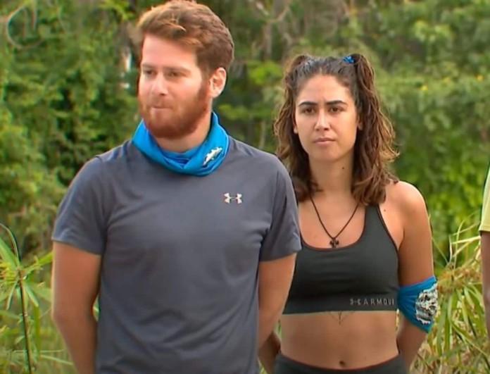 Survivor 4 - Twitter: «Τελικά ο Tζέιμς με χώρισε, επιστρέφω Ελλάδα»