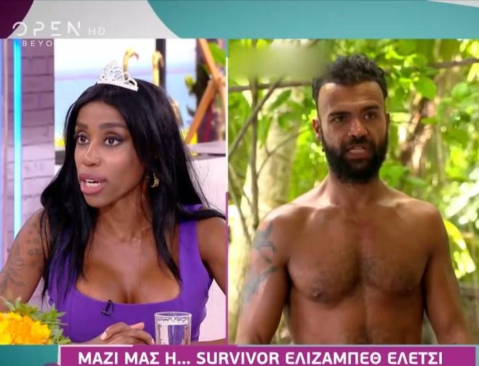 Survivor 4: Η Ελέτσι καταγγέλλει τον Κονδυλάτο: «Έκαψε κάτι που άφησα πίσω στο νησί»