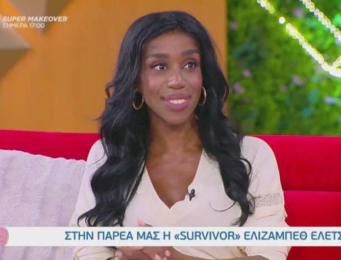 Survivor 4 - Ελέτσι: «Εμείς την αναδείξαμε την Ασημίνα! Με καυτά πλάνα...ήθελε να γίνει δημοσιογράφος»