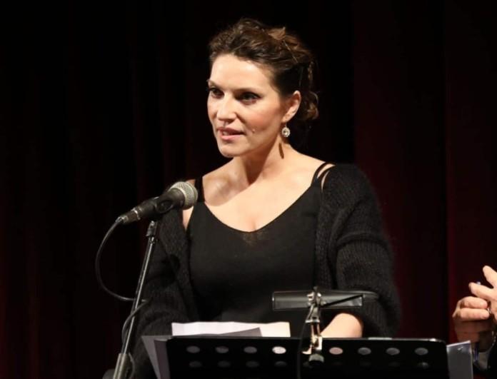 Η Έρι Κύργια αντικαταστάτρια του Δημήτρη Λιγνάδη στο Εθνικό Θέατρο