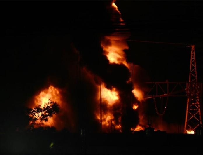 Έκρηξη στον Ασπρόπυργο: Πάνω από 1 εκατ. κάτοικοι έμειναν χωρίς ρεύμα