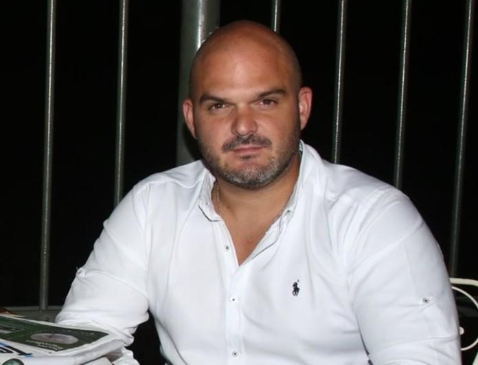 Συνελήφθη για κορωνοπάρτι ο Γιάννης Λεβεντάκης