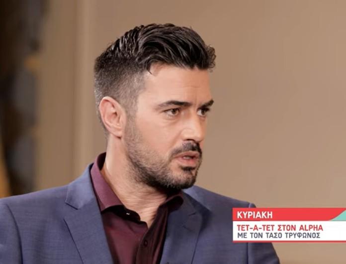 Γιάννης Τσιμιτσέλης: «Εξαιρετικός ηθοποιός ο Κιμούλης αλλά μόνο αυτό δεν μετράει»