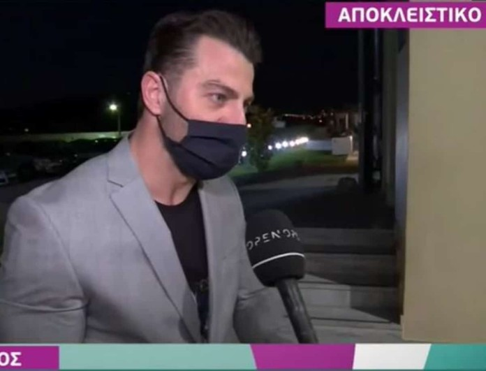 Γιώργος Αγγελόπουλος: «Δεν παρακολουθώ το Survivor 4»