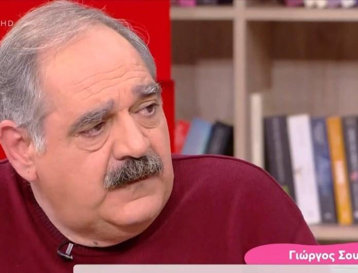 Γιώργος Σουξές: «O Λιγνάδης έπρεπε να είχε παραιτηθεί νωρίτερα! Είναι Εθνικό Θέατρο, είναι λεφτά δικά μας»