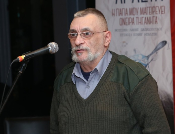 Ιάσονας Τριανταφυλλίδης: «Είμαι 100% με το μέρος του Γιώργου Κιμούλη»