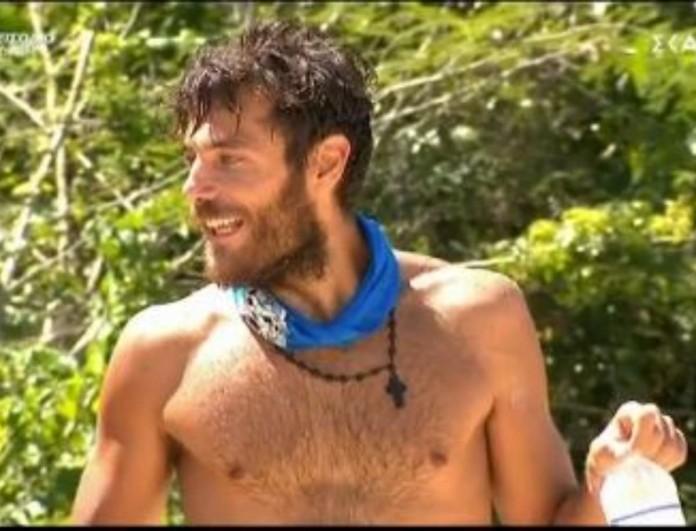 Survivor 4: Μπάρτζης σε Μπόγδανο - «Είμαι τόσο καλός, δείτε πως πανηγυρίζει»