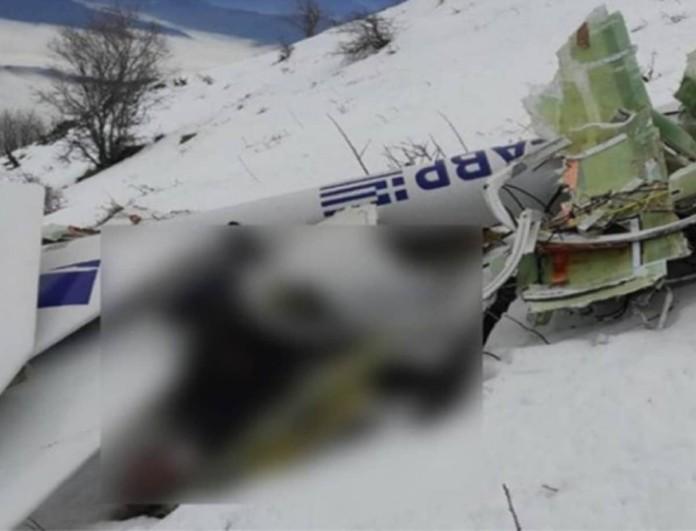 Ιωάννινα: Εντοπίστηκε η σορός του 32χρονου πιλότου
