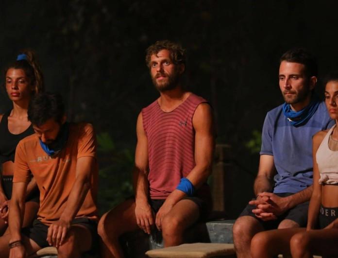 Survivor 4: Ο Chris και ο Δημήτρης Μακρόπουλος υποψήφιοι προς αποχώρηση