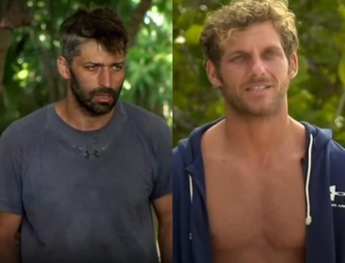 Survivor 4 - αποκλειστικό: Γιατί έφυγαν από την παραλία Άλεξ και Κρις