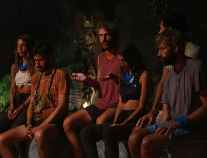Survivor 4: Ο Κρις «ξεμπρόστιασε» Μπάρτζη και Τζέιμς - «Ήρθαν και μου είπαν ότι θα στοχοποιήσουν τον Αλέξη»