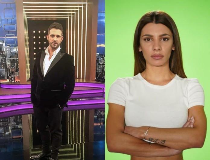 Survivor 4: Ο Λιβανής, φίλος της Μαριαλένας, καλεσμένος στο The 2night show