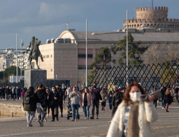 Lockdown: Έρχονται νέα περιοριστικά μέτρα για Αχαΐα, Θεσσαλονίκη και Ρέθυμνο
