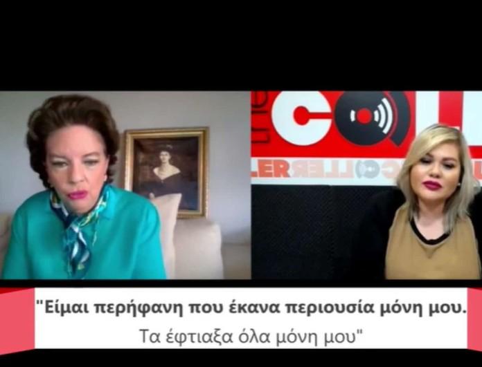 Μάρα Μεϊμαρίδη: «Από τις Μάγισσες της Σμύρνης έβγαλα 1,5 εκατομμύριο»