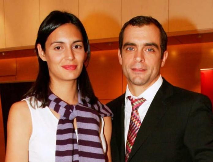 Κωνσταντίνος Μαρκουλάκης: Στο πλευρό του η πρώην σύζυγος του - «Έιμαι περήφανη για σένα»