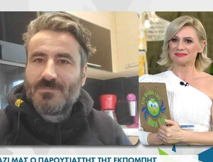Γιώργος Μαυρίδης: «Την είπε» στην Καραβάτου για ερώτηση σχετικά με τον Σάκη Τανιμανίδη