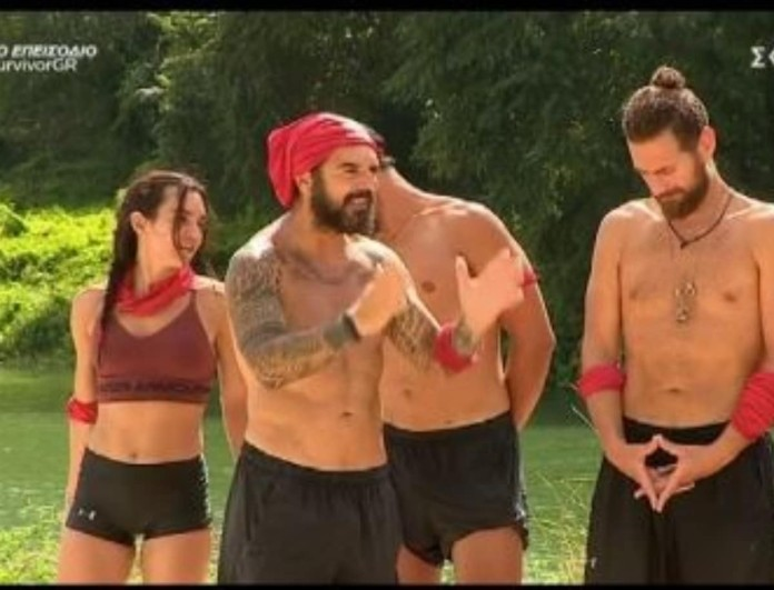 Survivor 4: Απίστευτη λογομαχία Τριαντάφυλλου με Αλέξη Παππά - «Δεν είμαι επαγγελματίας ηθοποιός»