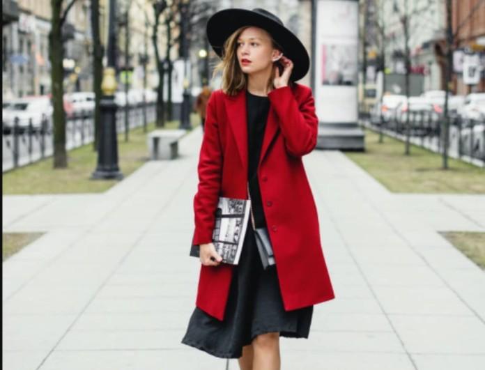 Τα πιο στυλάτα παλτό από Bershka, Stradivarius και Zara
