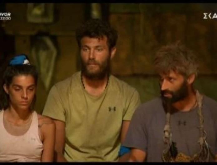 Survivor 4: Αλέξης Παππάς σε Περικλή - «Είσαι σε λάθος παιχνίδι, αν δεν αντέχεις πήγαινε σπίτι σου»