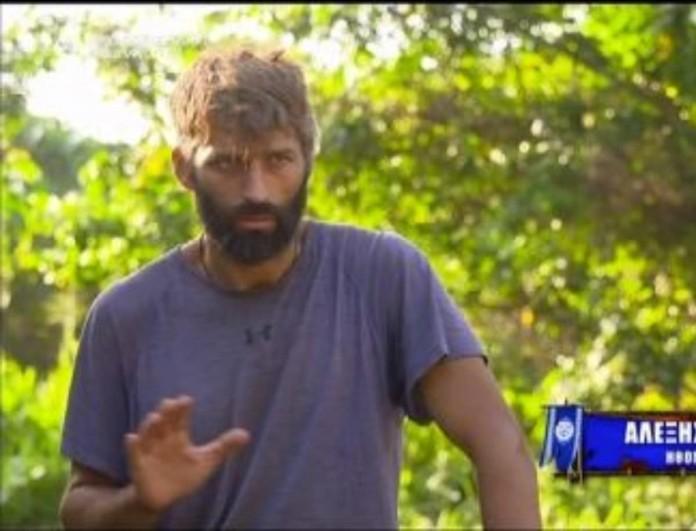 Survivor 4 - Παππάς: «Είναι λίγο ατσούμπαλος ο Δημήτρης»