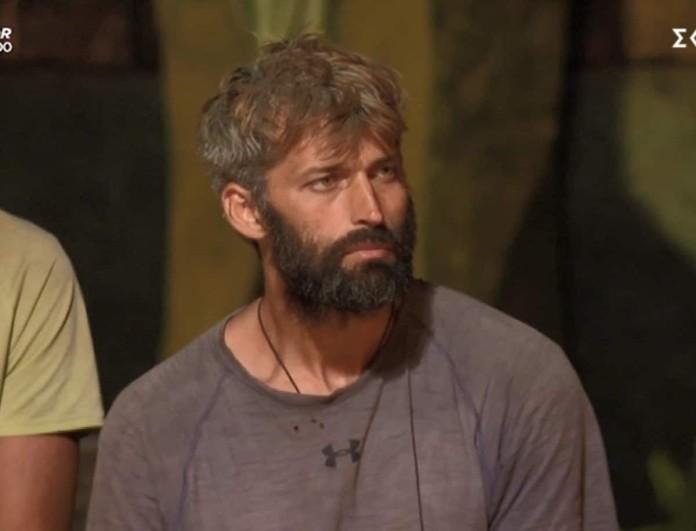 Survivor 4: Υποψήφιος ο Αλέξης Παππάς