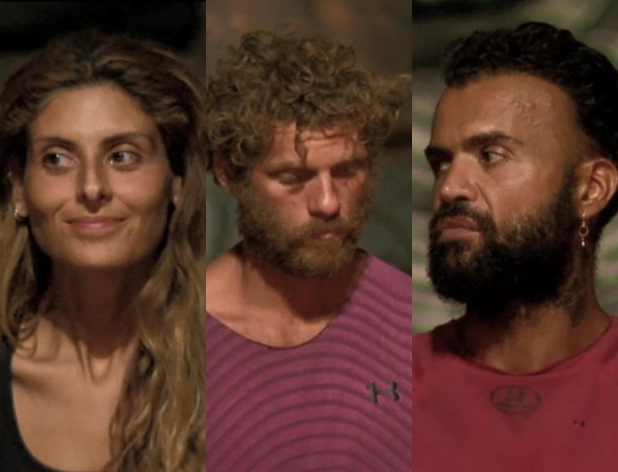 Survivor 4: Υποψήφιοι Ανθή, Περικλής και Κρις