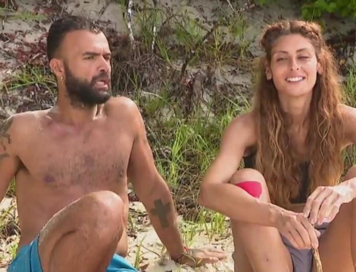 Survivor 4: Η ανάρτηση του Περικλή κατά την διάρκεια του χθεσινού επεισοδίου για την Ανθή