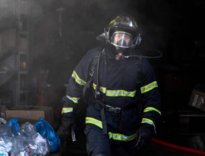 Φωτιά σε κατάστημα στην Θεσσαλονίκη - Νεκρός ένας άνδρας