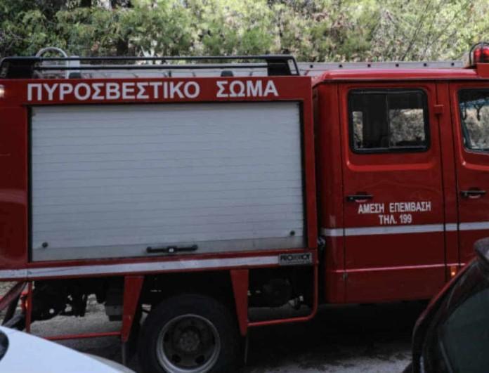 Φωτιά σε διαμέρισμα της Αθήνας