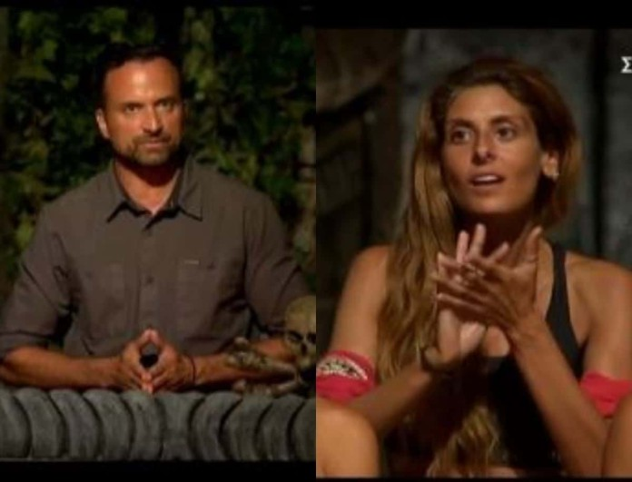 Survivor 4: Η Ανθή τα έβαλε και με τον Λιανό - «Δεν μου δίνεις τον λόγο!»
