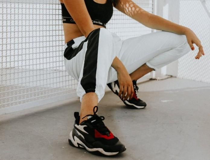 Αυτά τα sneakers έχουν όλες οι influencers από Zara & Bershka