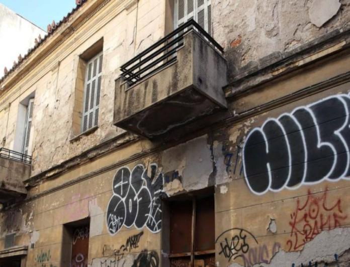 Βρέθηκε πτώμα σε εγκαταλελειμμένο σπίτι στην Χαλκίδα