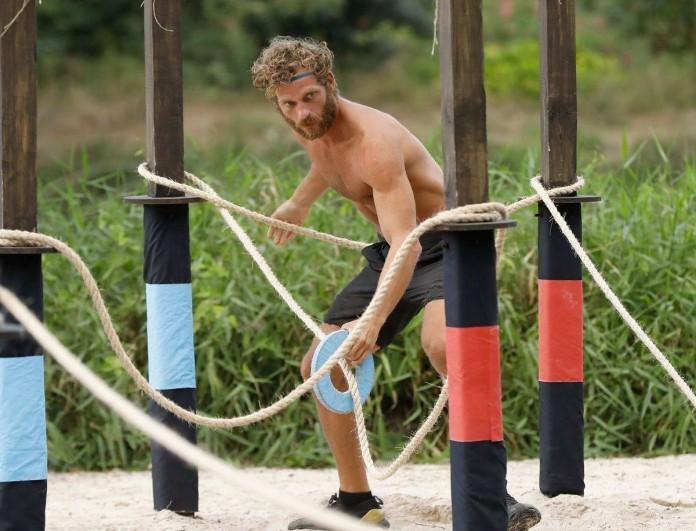 Κρις Σταμούλης: Η ηλικία και καταγωγή του Survivor παίκτη