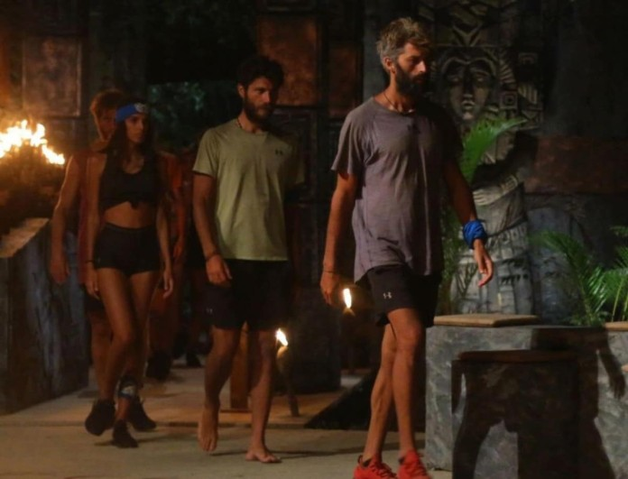 Survivor 4 spoiler: Οι 3 νέοι παίκτες πάνε στην υποομάδα Άλεξ - Κρις - Ελευθερίας