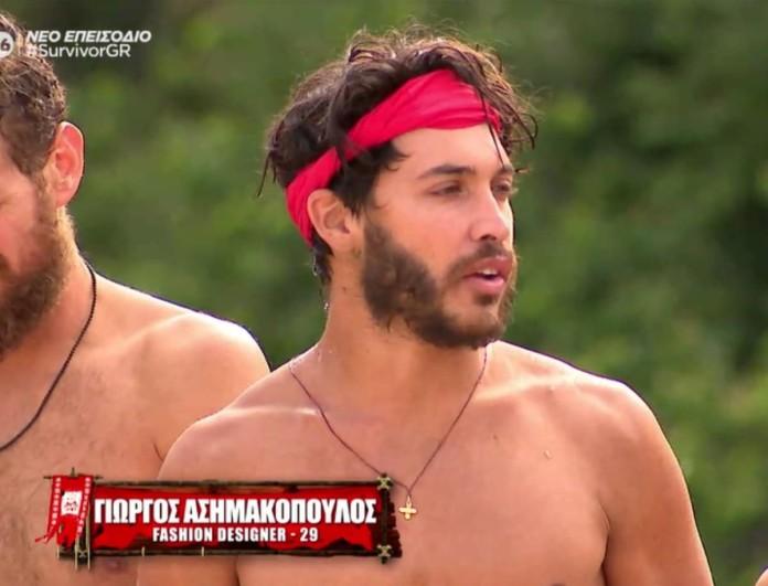 Survivor 4: Η μπηχτή του Ασημακόπουλου στον Τζέιμς - «Μπράβο θα γυρίσεις στην Ρόδο και θα σε κάνουν Εθνικό σταρ»