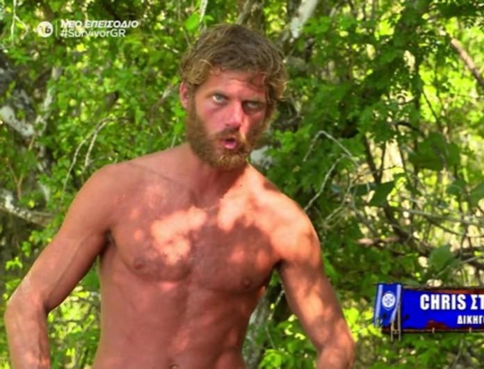 Survivor 4 - Κρις: «Ο Πάνος μου φαίνεται πονηρός άνθρωπος»