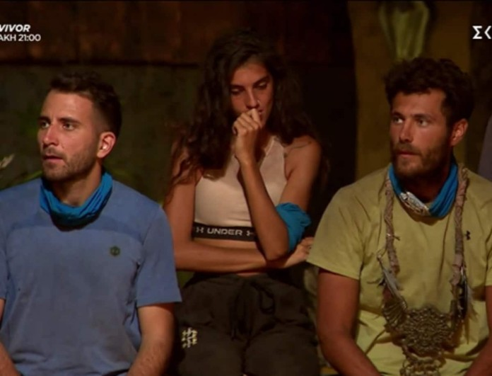 Survivor 4: Έξαλλος ο Νίκος Μπάρτζης με τον Ασημακόπουλο - «Απαιτώ τώρα να μου ζητήσεις συγγνώμη»