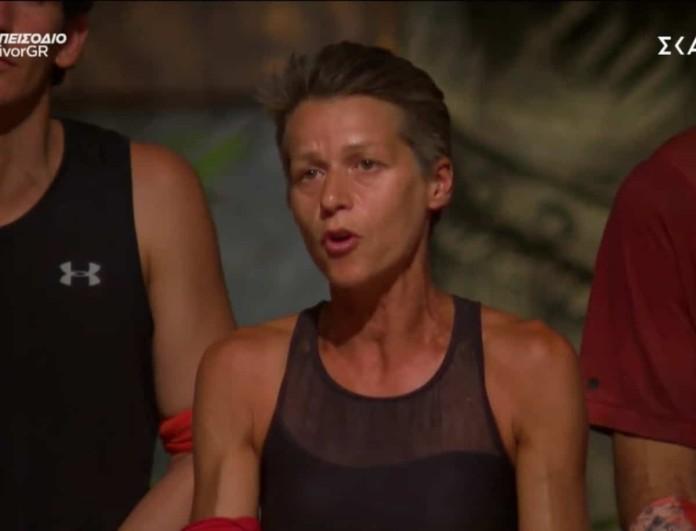 Survivor 4 - Σοφία: «Ο τσοπάνης του μαντρί είναι ο Γιώργος Κοψιδάς»