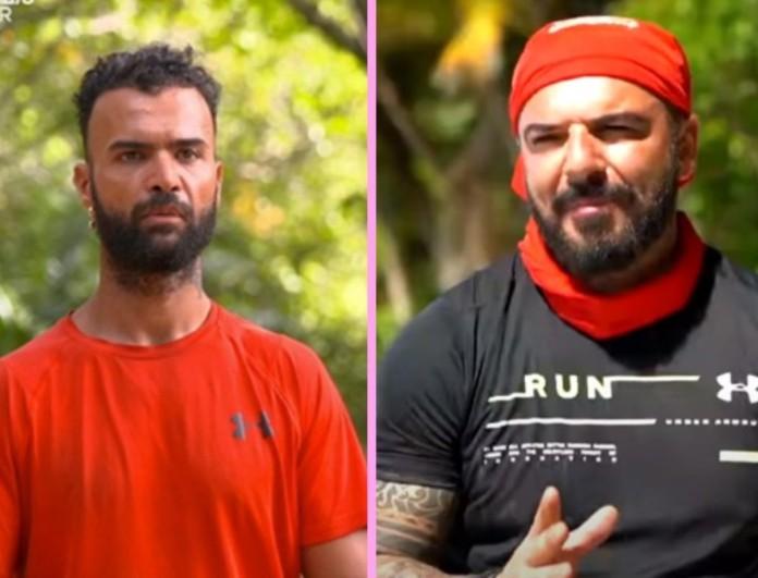 Survivor 4: Η τρυφερή ανάρτηση του Περικλή για τον Τριαντάφυλλο