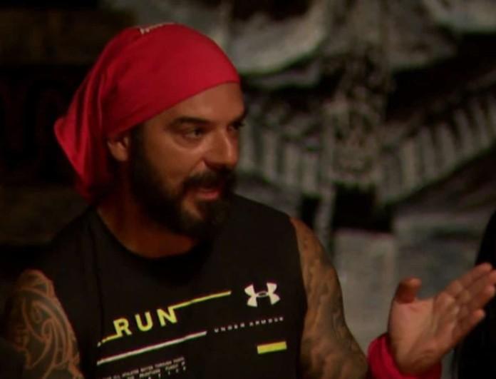 Survivor 4: Επική λογομαχία μεταξύ Τριαντάφυλλου και Μπάρτζη - «Τρείς νύχτες μου, ολόκληρη η ζωή σου»