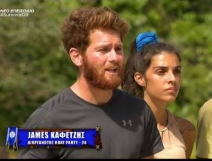 Survivor 4 - Τζέιμς: «Η Μαριπόζα είναι μια δυναμική γυναίκα»