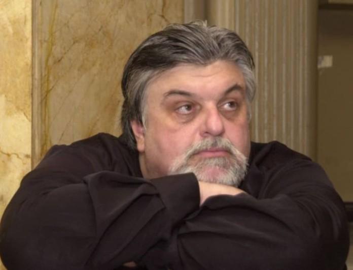 Θλίψη! Πέθανε από κορωνοϊό ο σκηνοθέτης Βασίλης Νικολαΐδης