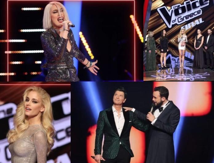 The Voice Highlights Τελικού: Το λάθος της παραγωγής και η μεγάλη νικήτρια