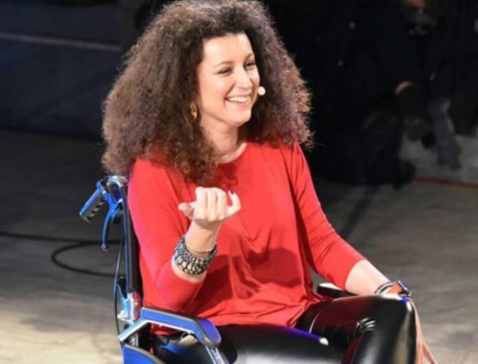 Κατερίνα Βρανά: Κατάφερε να σηκωθεί από το αναπηρικό αμαξίδιο - Η συγκινητική ανάρτηση της