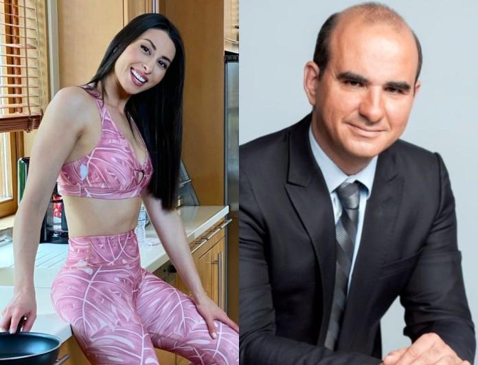 Ζωή Δημητράκου: Παντρεύτηκε με πολιτικό γάμο τον επιχειρηματία, Θανάση Πολυχρονόπουλο