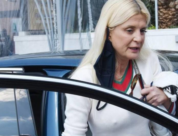 Μαρίνα Πατούλη: «Εγώ προσωπικά δεν είχα αντιληφθεί ότι ο Γιώργος ήθελε να χωρίσει»